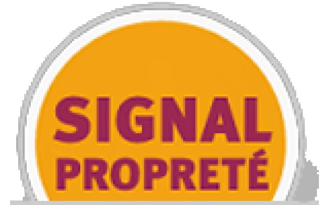 Signal Propreté